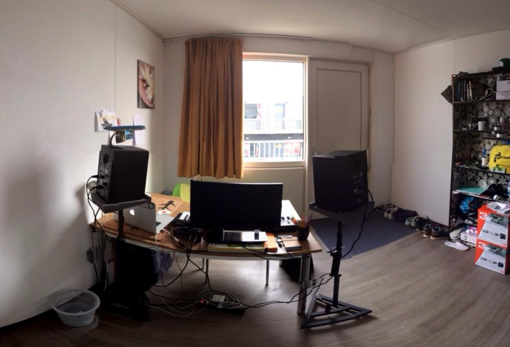 Help With Desk And Monitor Positioning In Small Room Noob Photo 1