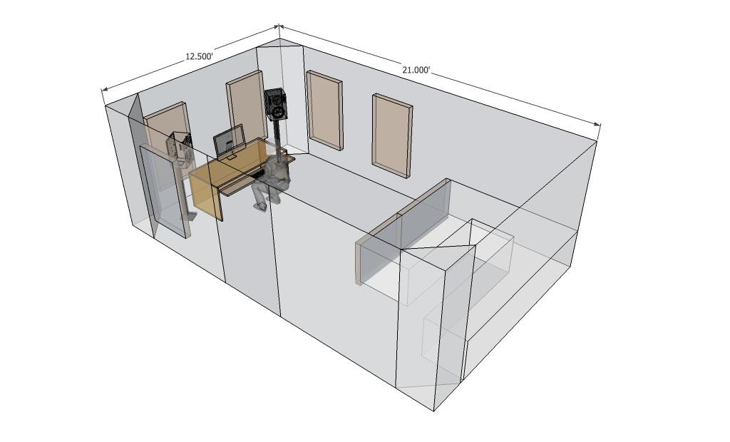 Room Layout Gearslutz Pro Audio Community