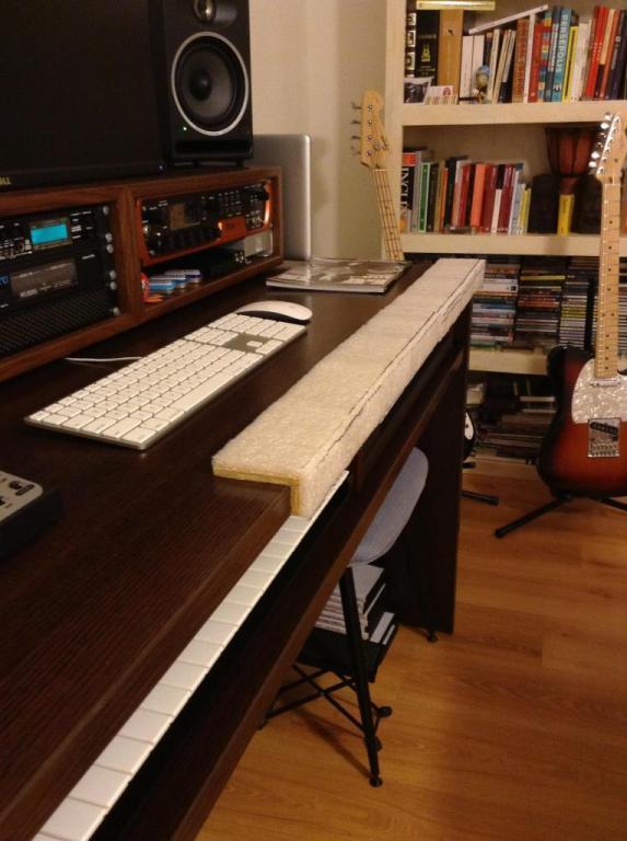 Need Ideas On Diy Arm Rest Wrist For My Home Studio S Desk Armrest7 Zps929c23ea