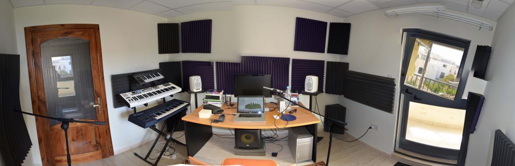 Moving my studio to a new apartment gearslutz pro audio for Studio apartment setup