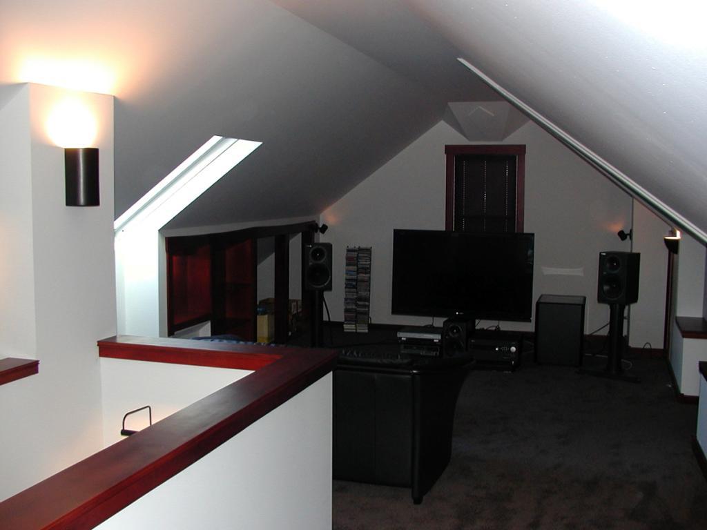 Square Room Vs Slant Ceiling Attick Loft Gearslutz Pro