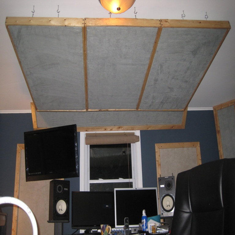 Acoustic Panel Fabric Is Suede A Bad Absorber