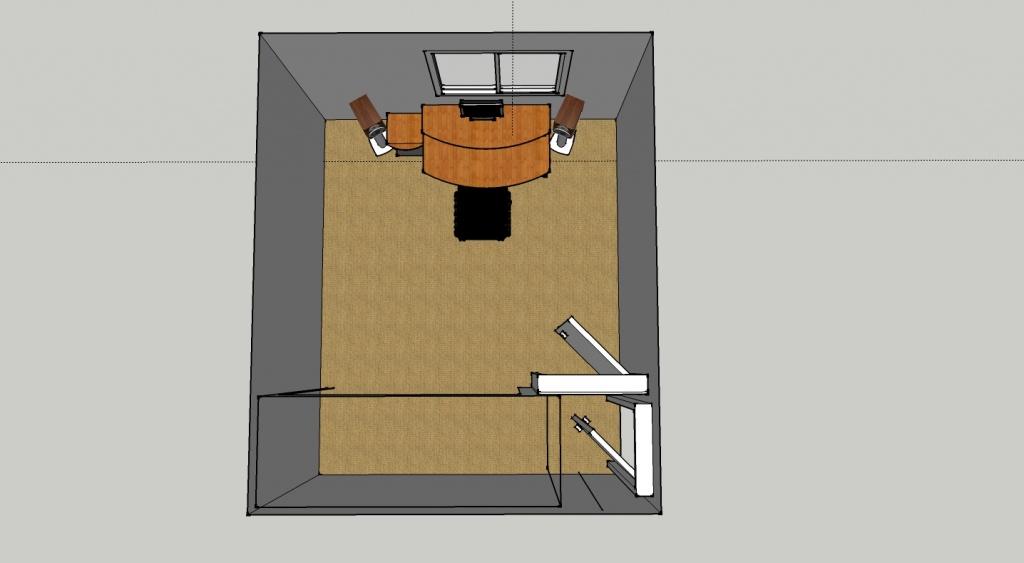 ... Sound Proofing A Door Studio Transperant 2nd Door ...