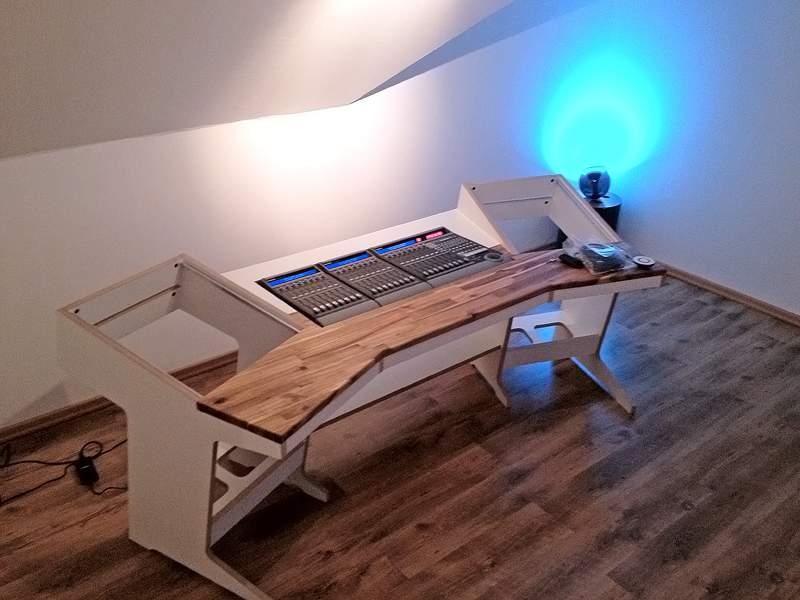 Desk replacement design ideas gearslutz pro audio for Tisch eins design studio