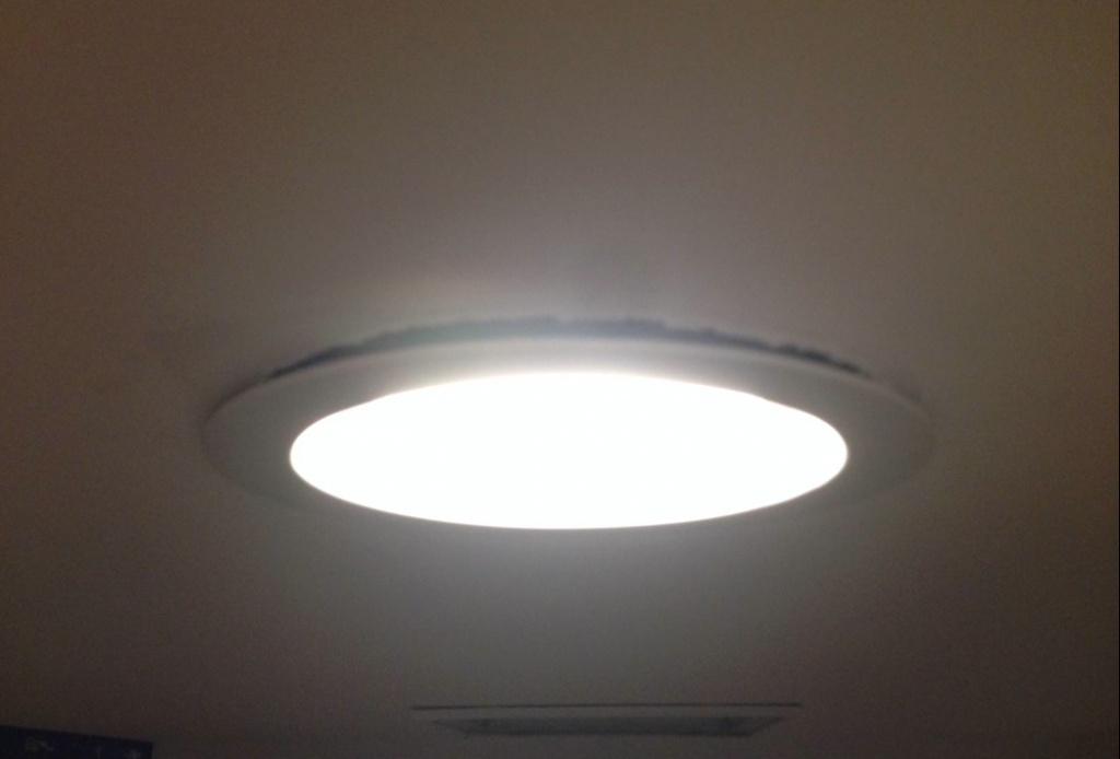 Recessed Led How To Get A Tight Fit Gearslutz