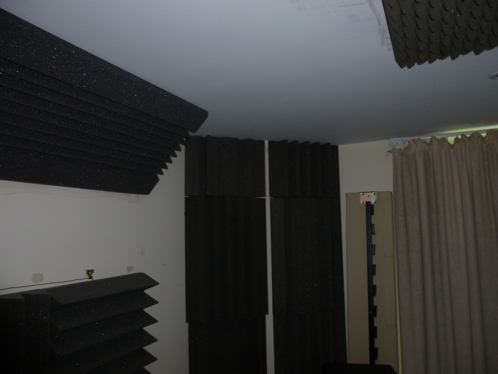 Acoustic Foam Placement Suggestions For My Living Room