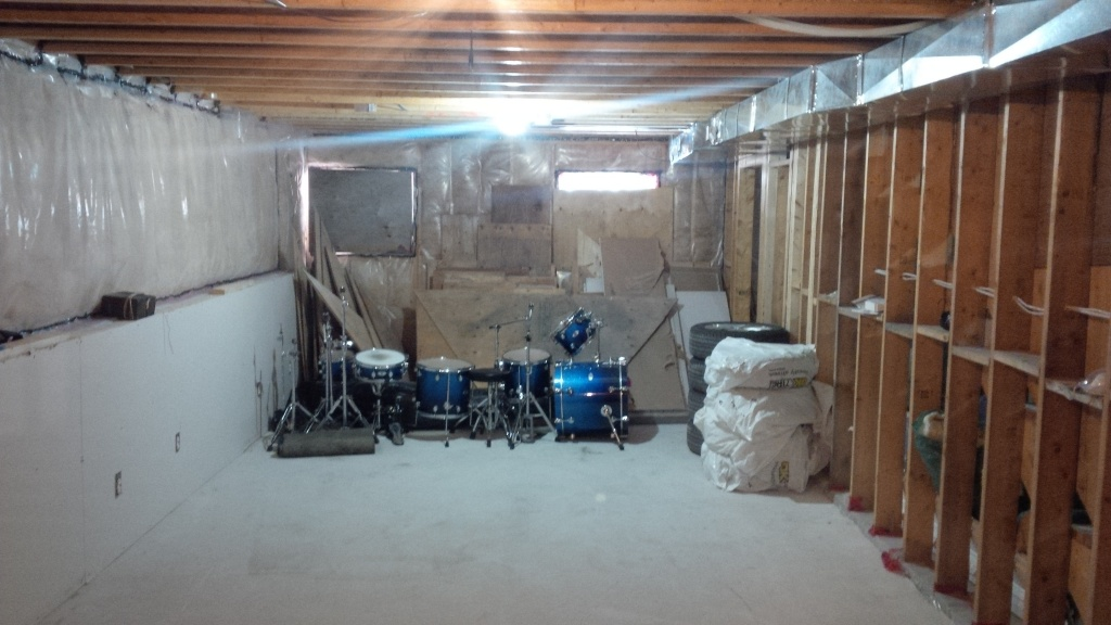 Soundproofing suggestions music room gearslutz pro for Soundproofing a room for music