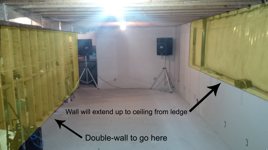 Soundproofing Suggestions Music Room 5 Jpg