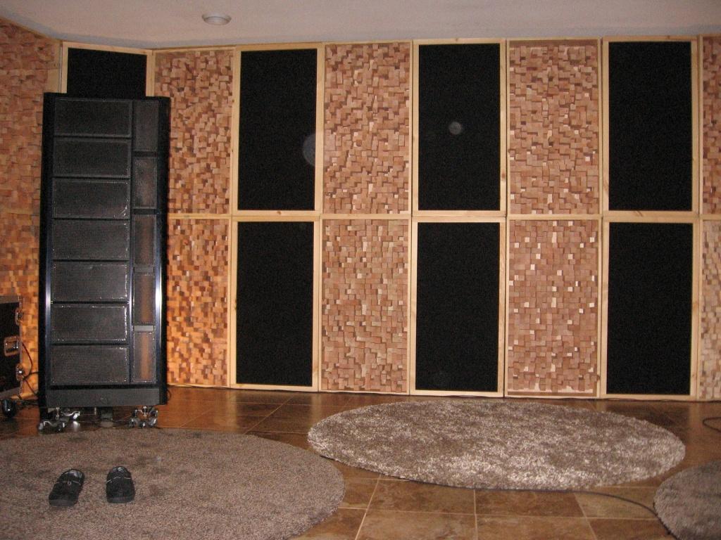 show me your homemade acoustic treatment - gearslutz