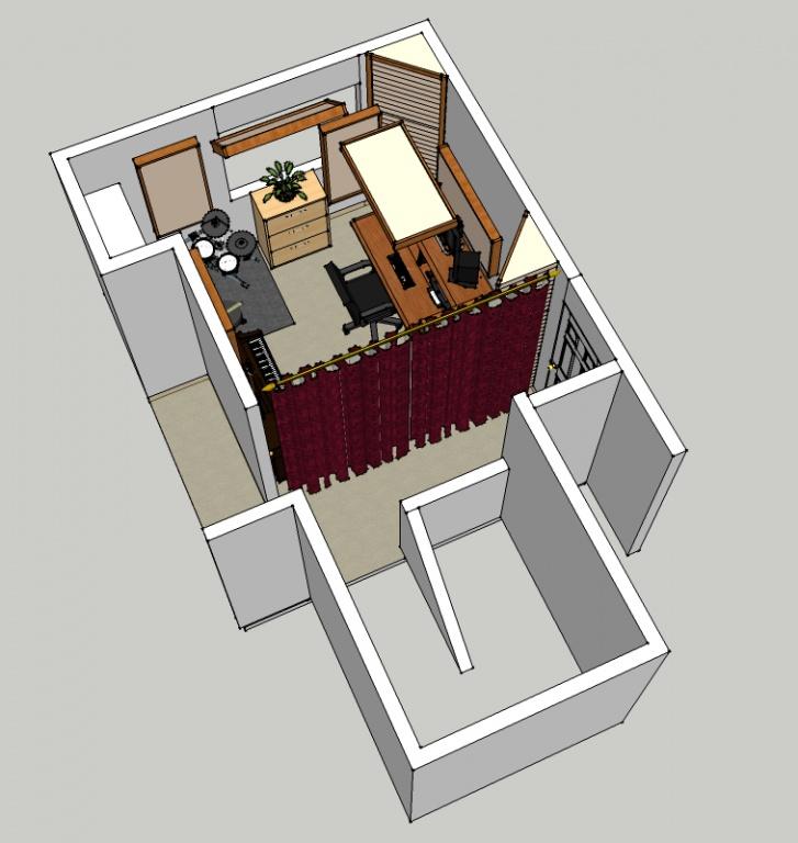 living room vs loft for new recording  mixing room  gearslutz 9x9 bedroom decorating ideas 9x9 bedroom storage