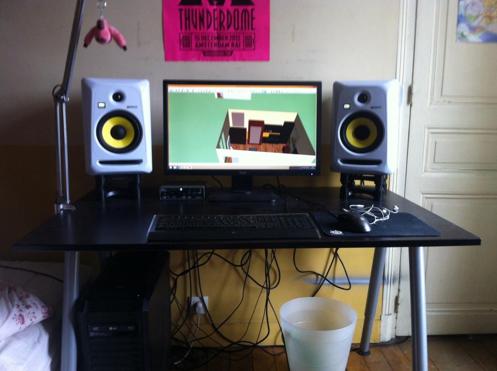 Charmant ... I Need Some Help To Improve My Humble Bedroom Studio :) Img_2027 ...