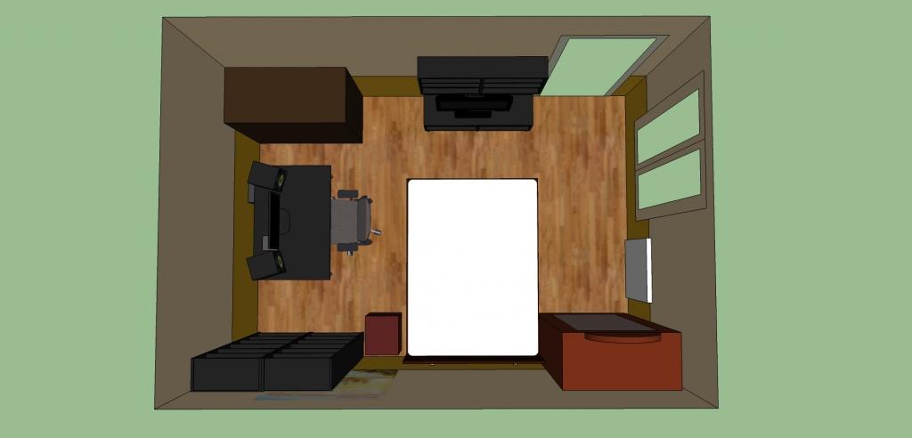 comment am liorer mon humble home studio forum mobilier accessoires am nagement studio. Black Bedroom Furniture Sets. Home Design Ideas