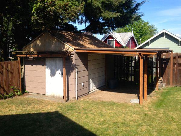 Backyard Shed Studio   Seeking Input Shedasbuilt ...