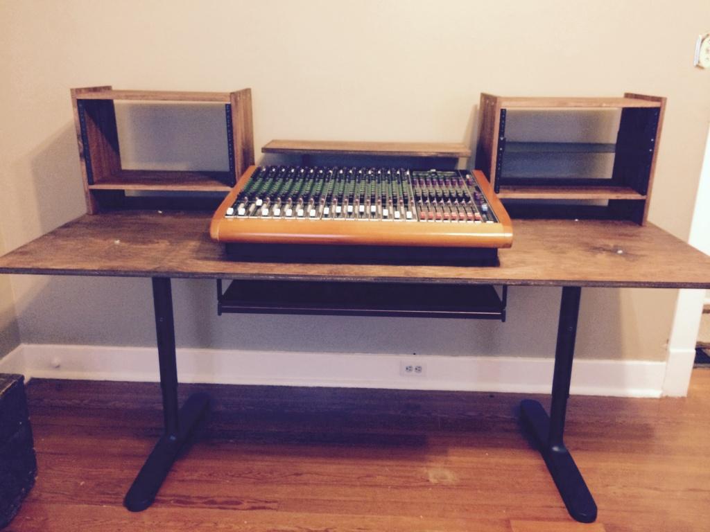 Ikea recording studio furniture studio desk ikea for Studio furniture