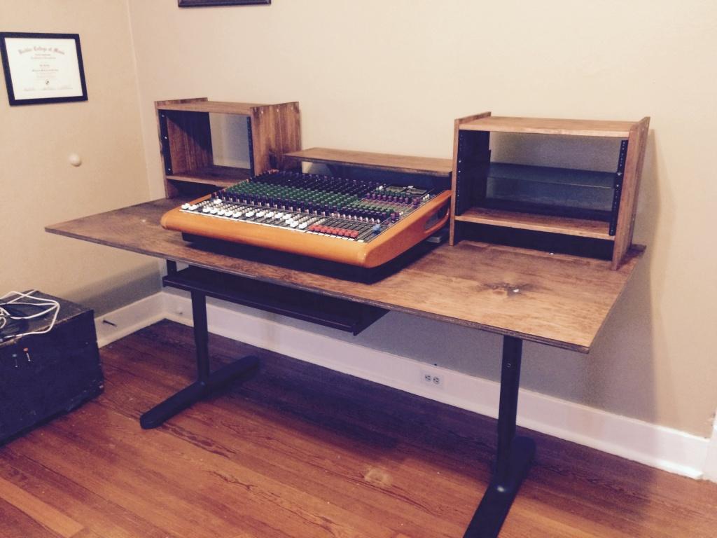 Ikea Studio Desk Hack Gearslutz Pro Audio Community