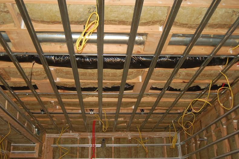 Kinetic Semi Soundproofing Basement Ceiling? Kinetic2