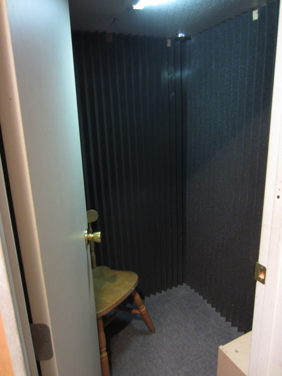 How Best To A Homemade Vocal Booth