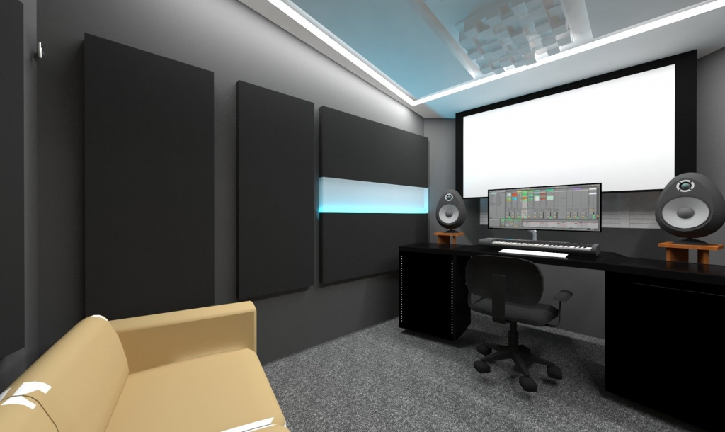 Help Design Mixing Mastering Room In Apartment Brazil