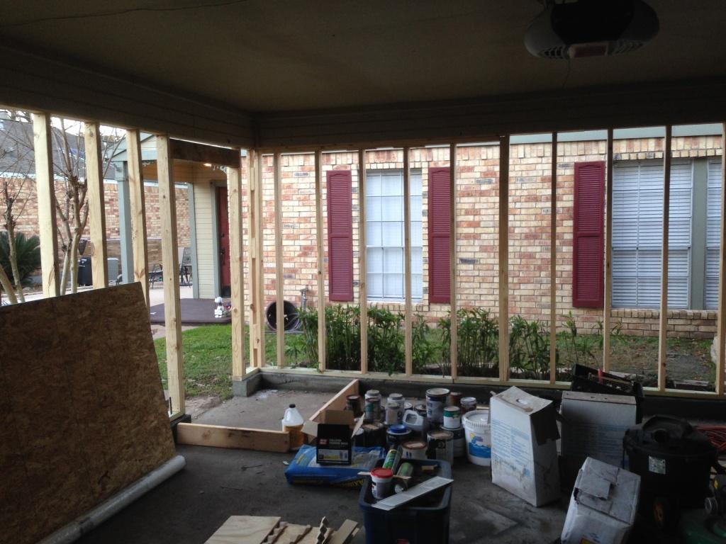 Carport Conversion Ideas Gearz Jpg 1024x768 Enclosing Into Room