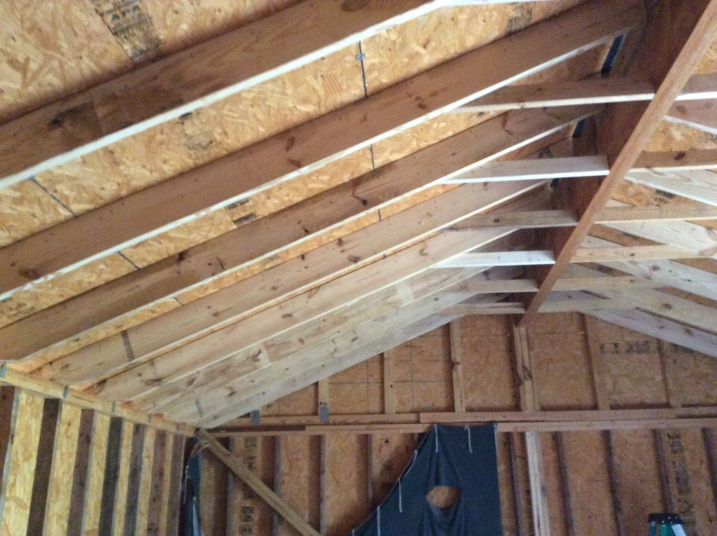 Vaulted Ceiling Acoustics