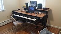 DIY Studio Desk/Keyboard Workstation under 0-20160419_170928.jpg
