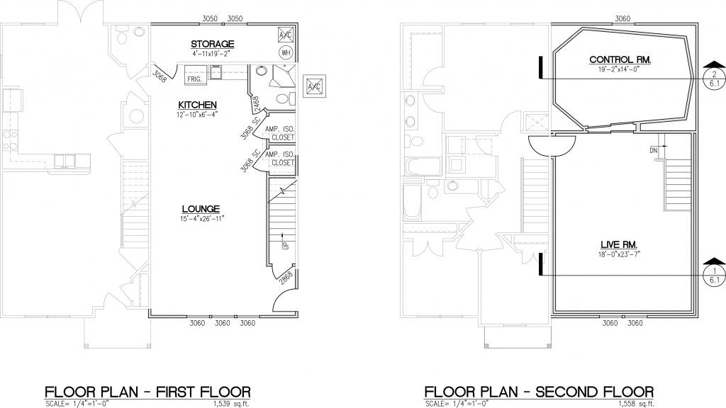 100 Second Floor Addition Floor Plans Floor Plan By