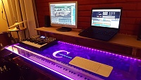 DIY Studio Desk/Keyboard Workstation under 0-20160906_224139.jpg