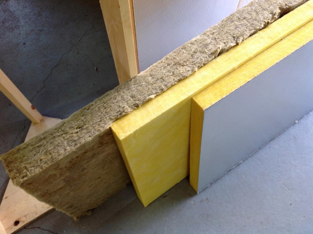 Diy Corner Bass Traps Work In Progress Gearslutz