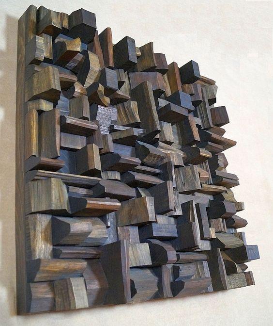 impactful diy wood acoustic diffuser 8