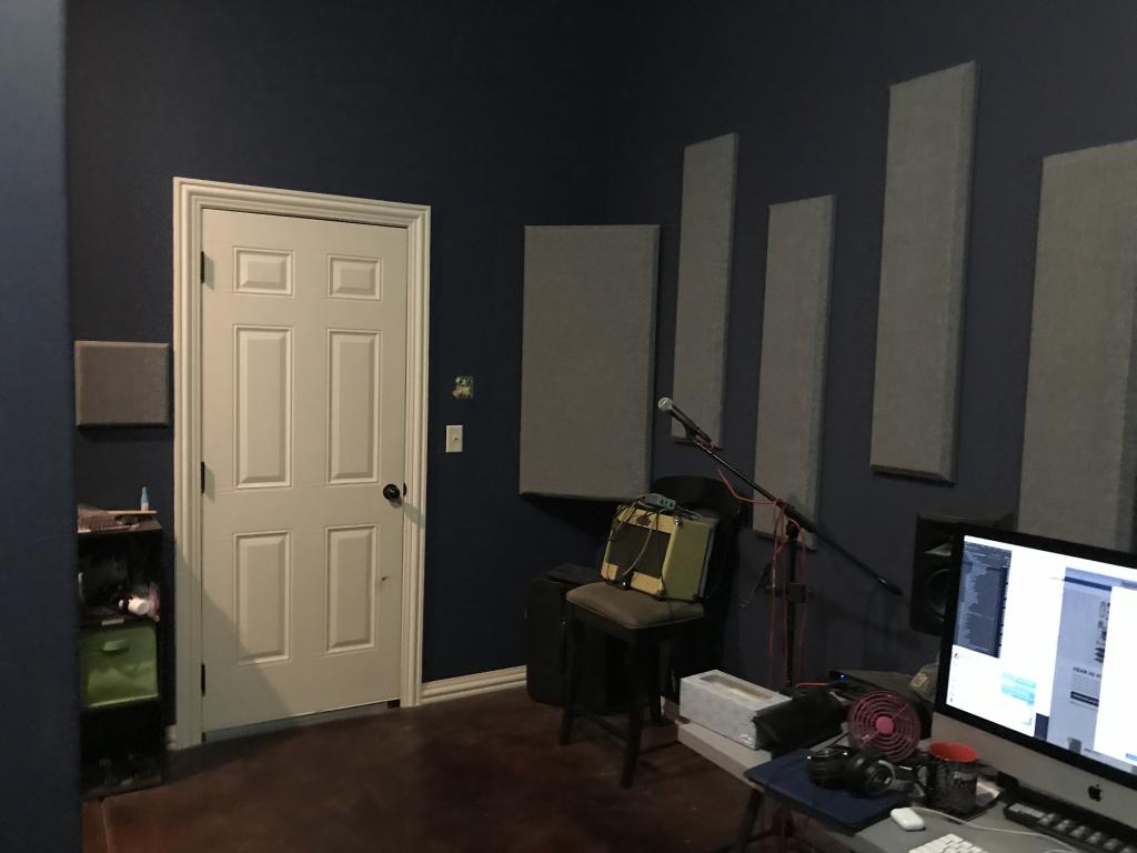 awkward wall in a medium large studio gearslutz