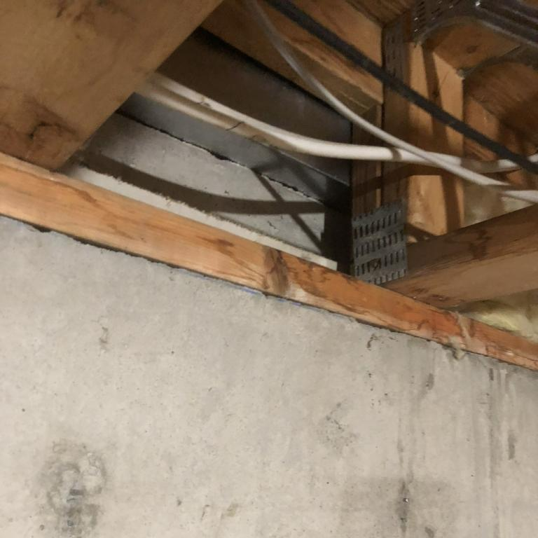 Sealing Rim Joist And Concrete Wall Question Img 1131 Jpg