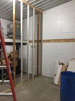 Studio Build In Morton Shed-second-wall.jpg