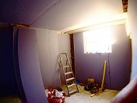 Recording booth construction in home studio.-pa246390.jpg