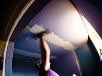 Recording booth construction in home studio.-pa256422.jpg