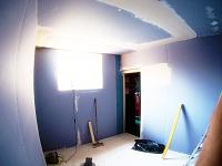 Recording booth construction in home studio.-pa256423.jpg