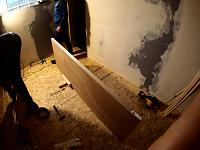 Recording booth construction in home studio.-pa296446.jpg