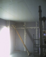 Signed the lease, paid the deposit...oh crap now the hard work really begins!-ceilingfinished.jpg