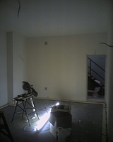 Signed the lease, paid the deposit...oh crap now the hard work really begins!-rehearsalroompainted2.jpg