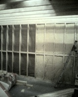 Signed the lease, paid the deposit...oh crap now the hard work really begins!-teachingroomwallgoingup.jpg