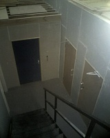 Signed the lease, paid the deposit...oh crap now the hard work really begins!-corridorinprogress.jpg