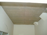 Signed the lease, paid the deposit...oh crap now the hard work really begins!-drumroom-ceiling-finished-1.jpg