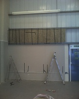 Signed the lease, paid the deposit...oh crap now the hard work really begins!-up-goes-rockwool.jpg