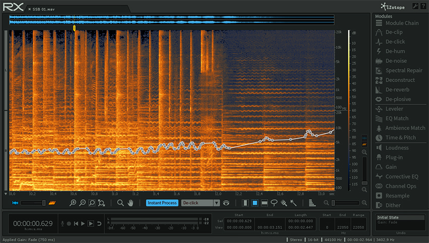 iZotope RX 5 Advanced