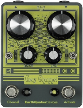Gray Channel Overdrive