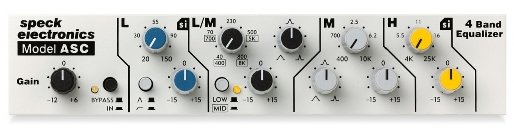 Speck Electronics Speck ASC Transformerless EQ
