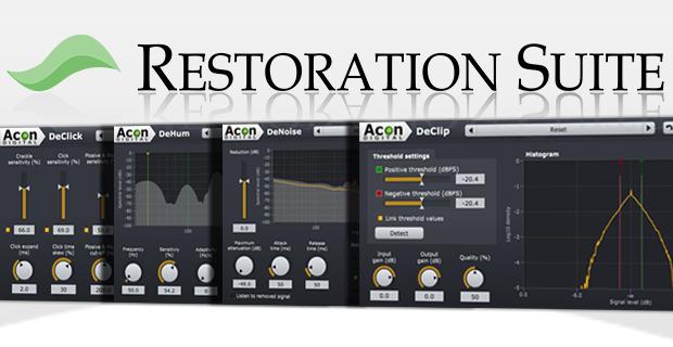 Restoration Suite