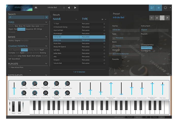 arturia software centre download
