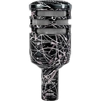Audix Microphones D6 LE