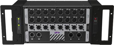 S3L Stage 16 Remote I/O