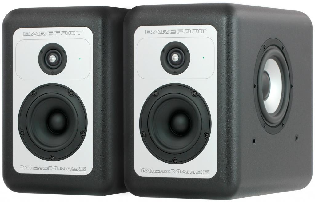 Barefoot Sound MicroMain 35 (MM35)